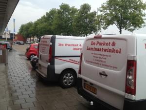 Bekijk Parketvloer Bergen op Zoom