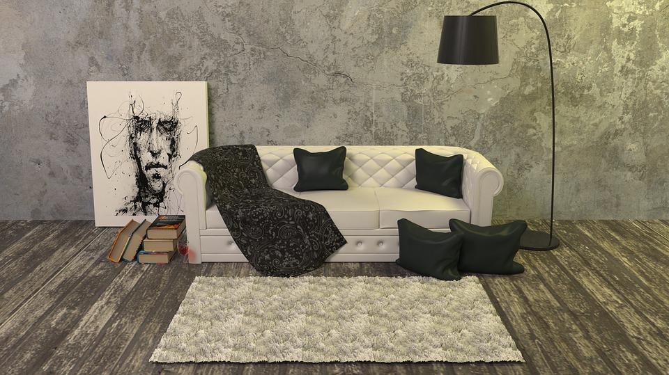 Onderscheid je woonkamer met een uniek vloerkleed