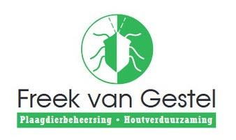 Freek van Gestel plaagdierbeheersing en houtverduurzaming
