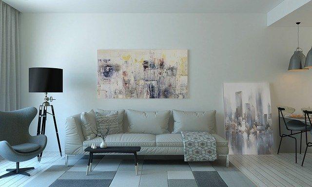 Waar moet je op letten bij het inrichten van de woonkamer?