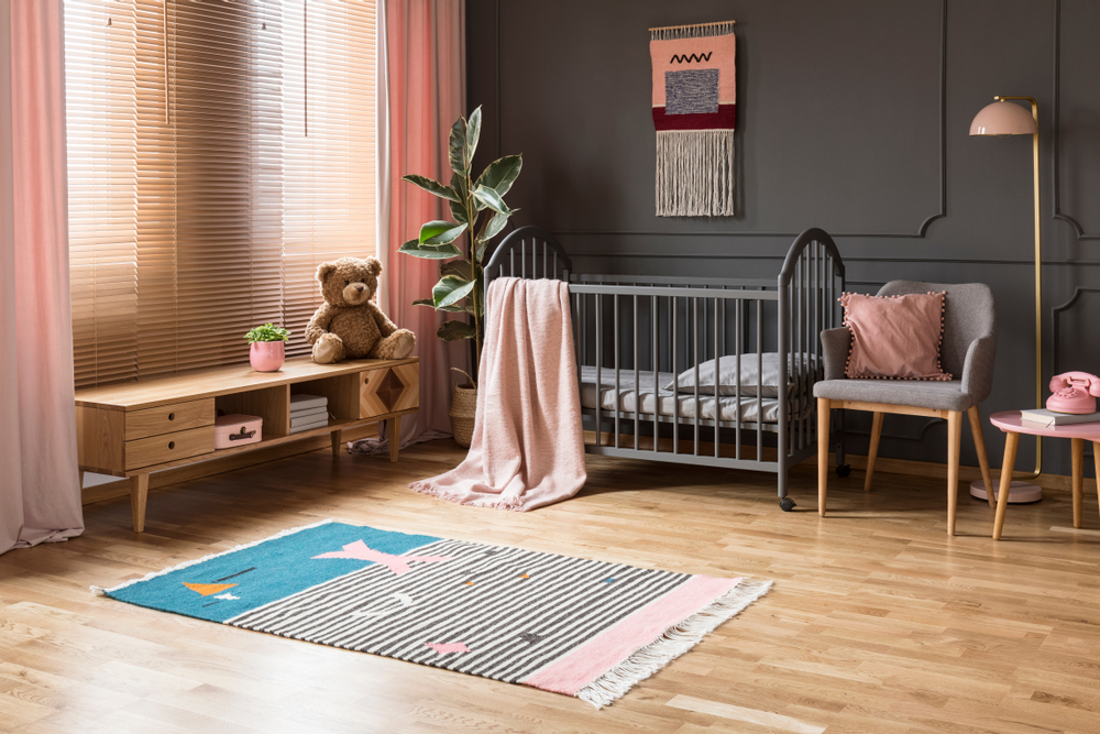 De invloed op een goede nachtrust van gordijnen kinderkamer
