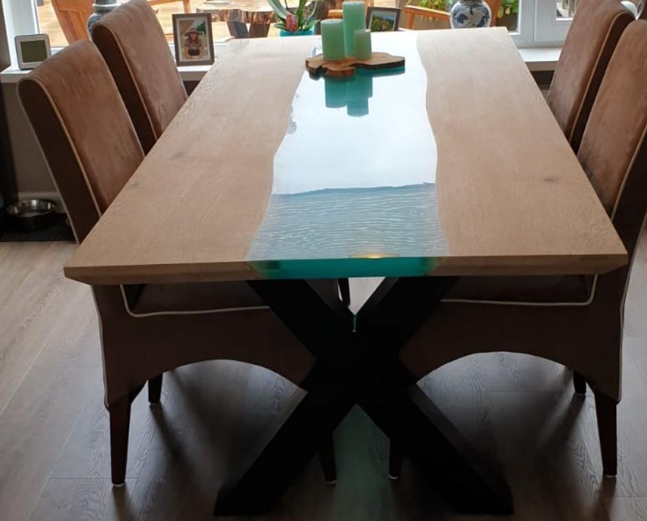 Je wilt een epoxy tafel kopen?