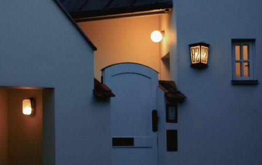Wandlampen voor buiten